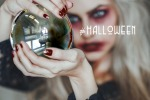 Фотосессия в стиле Хеллоуин