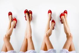 Как визуально удлинить ноги? Часть I. Секреты позирования.